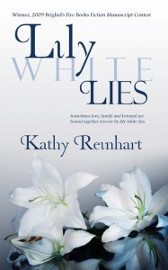 Lily White Lies Bookcover